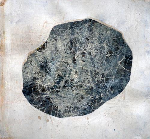 Gerda Lipski, o.T., Natur: Gestein, Gegenwartskunst