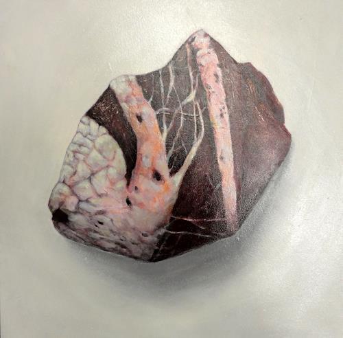 Ich Sass Auf Einem Steine Von Gerda Lipski Akt Erotik Akt