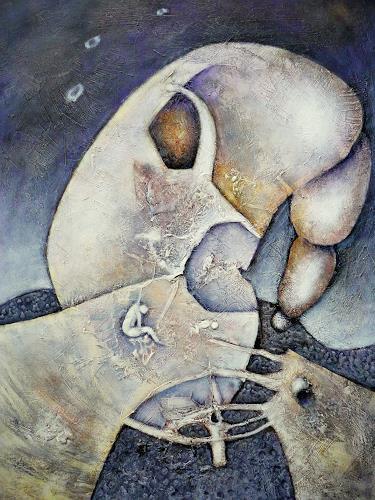 Gerda Lipski, abgenabelt, Fantasie, Mythologie, Expressionismus