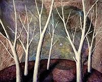 G. Lipski, magischer Wald