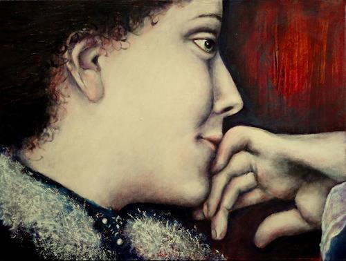Gerda Lipski, o.T., Menschen: Frau, Expressionismus