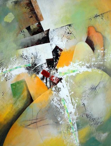 Gerda Lipski, o.T., Abstraktes