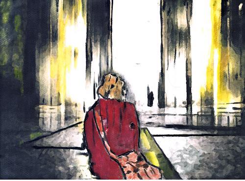 Eva-Maria Müller, Stille in mir, Menschen: Frau, Glauben, Impressionismus