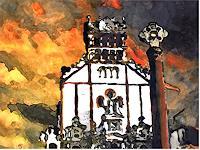 Eva-Maria-Mueller-1-Bauten-Kirchen-Diverse-Bauten-Moderne-Impressionismus