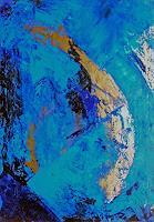 Ute-Kleist-Abstraktes-Natur-Erde-Gegenwartskunst--Gegenwartskunst-