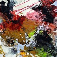 Ute-Kleist-Pflanzen-Baeume-Poesie-Moderne-Expressionismus