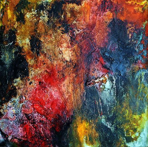Ute Kleist, Ein Schwelen, Zeiten, Gesellschaft, Expressionismus