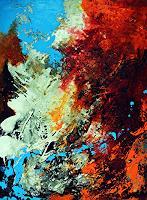 Ute-Kleist-Bewegung-Abstraktes-Moderne-Expressionismus