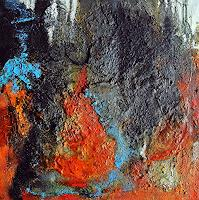 Ute-Kleist-Situationen-Abstraktes-Moderne-Expressionismus