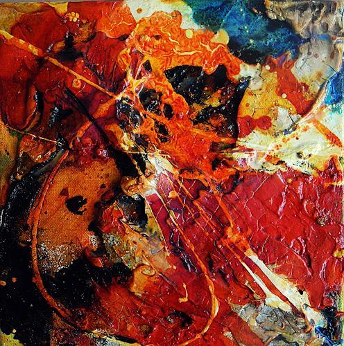 Ute Kleist, und dieses IST! - III, Abstraktes, Gefühle, Expressionismus, Moderne