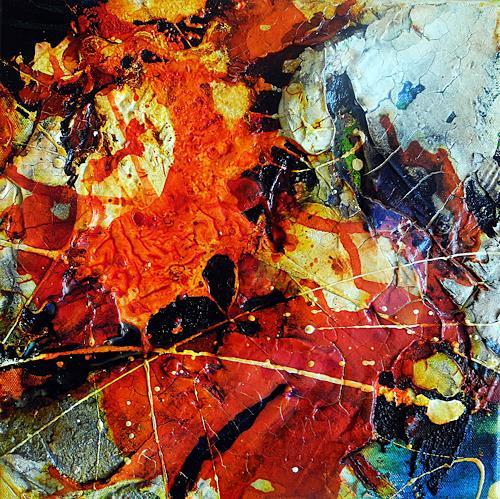 Ute Kleist, und dieses IST! - I, Abstraktes, Gefühle, Expressionismus, Abstrakter Expressionismus