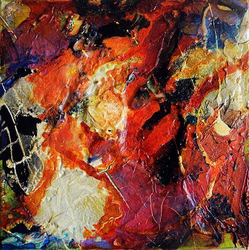 Ute Kleist, und dieses IST! - II, Abstraktes, Gefühle, Expressionismus