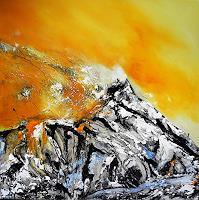 Ute-Kleist-Abstraktes-Gefuehle-Moderne-Expressionismus