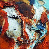 Ute-Kleist-Abstraktes-Bewegung-Moderne-Expressionismus