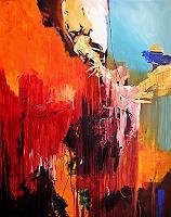 Ute-Kleist-Abstraktes-Glauben-Moderne-Expressionismus