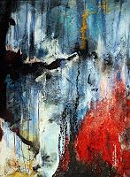 Ute-Kleist-Landschaft-Abstraktes-Moderne-Expressionismus
