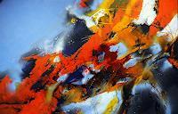 Ute-Kleist-Glauben-Natur-Luft-Moderne-Expressionismus-Abstrakter-Expressionismus