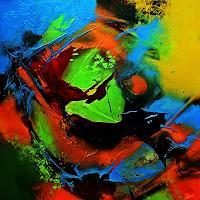 Ute-Kleist-Abstraktes-Gefuehle-Liebe-Moderne-Expressionismus