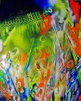 Ute-Kleist-Natur-Gefuehle-Freude-Moderne-Expressionismus