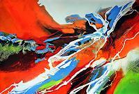 Ute-Kleist-Landschaft-Symbol-Moderne-Expressionismus