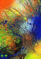 Ute-Kleist-Natur-Gefuehle-Liebe-Moderne-Expressionismus