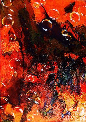 Ute Kleist, WANDERER II, Gefühle, Bewegung, Expressionismus