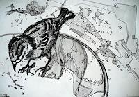 Ute-Kleist-Natur-Tiere-Moderne-Expressionismus