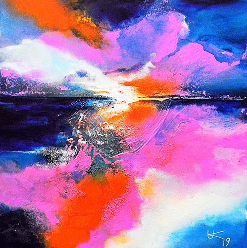 Ute Kleist, Feels like hope, Natur, Gefühle, Expressionismus