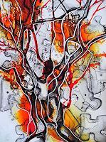 Ute-Kleist-Natur-Bewegung-Moderne-Expressionismus