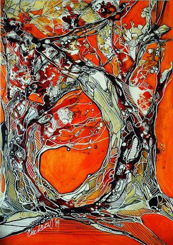 Ute Kleist, Zwei wie du und ich, Natur, Poesie, Expressionismus