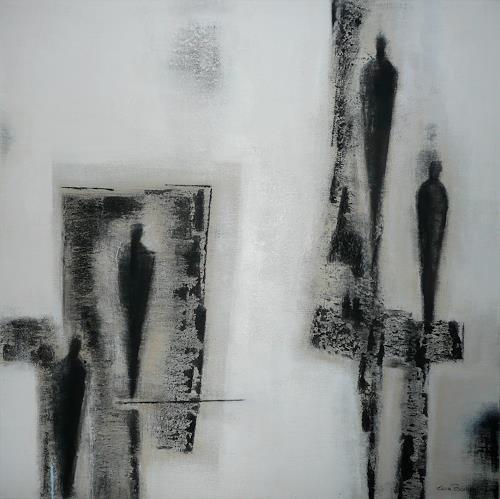 Eva-Maria Bättig-Schoepf, Gesellschaft, Abstraktes, Abstrakte Kunst
