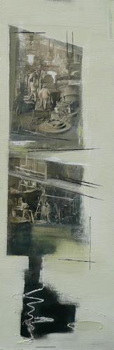 Eva-Maria Bättig-Schoepf, ... damals ..., Abstraktes, Abstrakte Kunst
