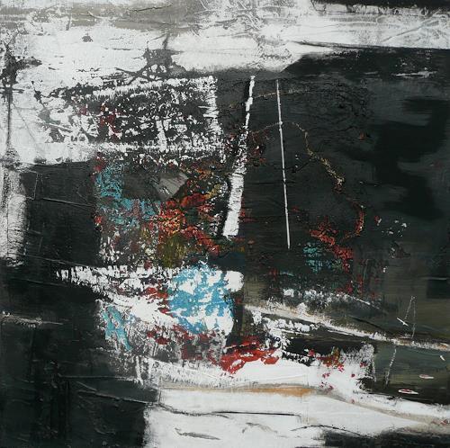 Eva-Maria Bättig-Schoepf, Der Pirat, Abstraktes, Abstrakte Kunst