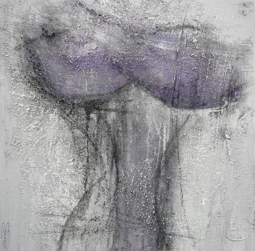 Eva-Maria Bättig-Schoepf, ohne Titel, Abstraktes, Abstrakte Kunst