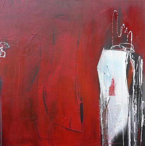Eva-Maria Bättig-Schoepf, Die   I D E E, Abstraktes, Abstrakte Kunst