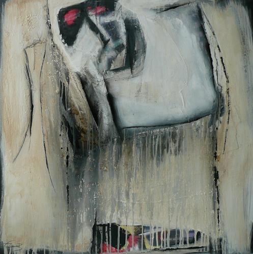 Eva-Maria Bättig-Schoepf, the beauty and the beast, Abstraktes, Abstrakte Kunst