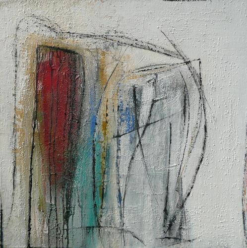 Eva-Maria Bättig-Schoepf, ... miau, Abstraktes, Abstrakte Kunst