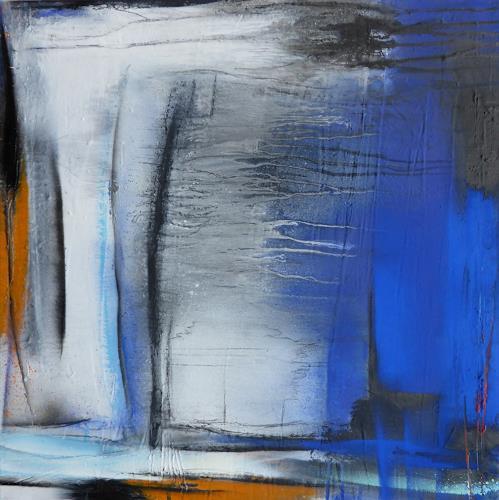 Eva-Maria Bättig-Schoepf, Tide, Abstraktes, Abstrakte Kunst