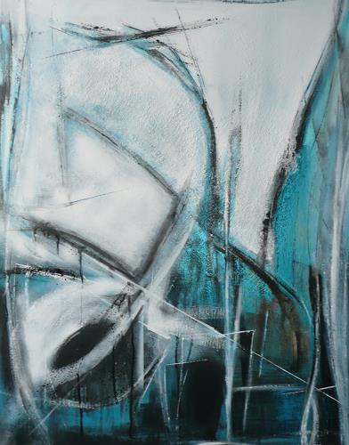 Eva-Maria Bättig-Schoepf, net working, Abstraktes, Abstrakte Kunst