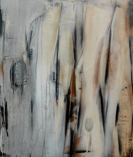 Eva-Maria Bättig-Schoepf, just a touch ..., Abstraktes, Abstrakte Kunst