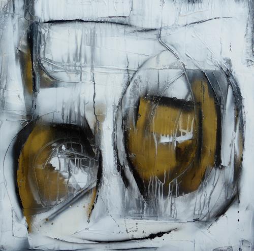 Eva-Maria Bättig-Schoepf, smile, Abstraktes, Abstrakte Kunst