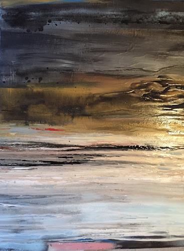 Eva-Maria Bättig-Schoepf, endless, Abstraktes, Abstraktes, Abstrakte Kunst, Expressionismus
