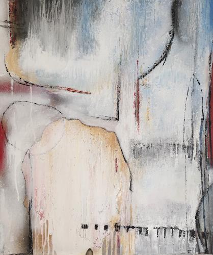 Eva-Maria Bättig-Schoepf, tender feelings, Abstraktes, Abstrakte Kunst