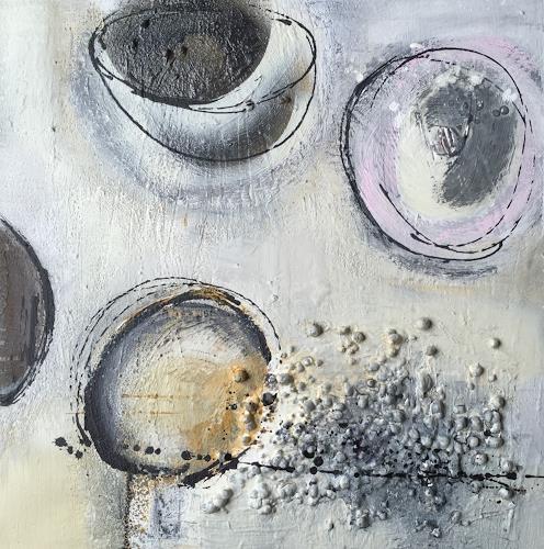 Eva-Maria Bättig-Schoepf, planet II, Abstraktes, Abstrakte Kunst