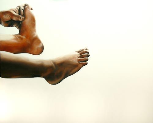 Alex Krull, o. T. (276), Menschen: Kinder, Konkrete Kunst, Expressionismus