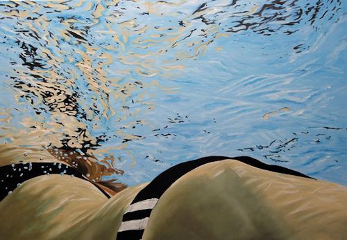Alex Krull, o.T. (023), Menschen: Frau, Realismus, Expressionismus