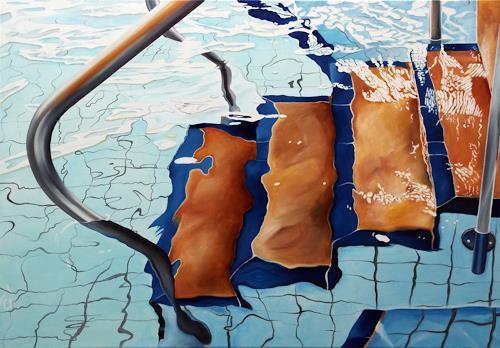 Alex Krull, Conil, Natur: Wasser, Sport, Realismus, Expressionismus