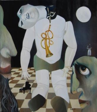 Kunst von Ulla Wobst