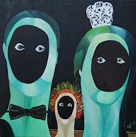 Ulla Wobst, PORTRAIT OF A FAMILY