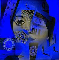 Ulla-Wobst-Fantasie-Diverses-Gegenwartskunst-Postsurrealismus